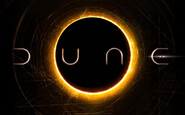 Dune 2021 Movie Logo Wallpaper