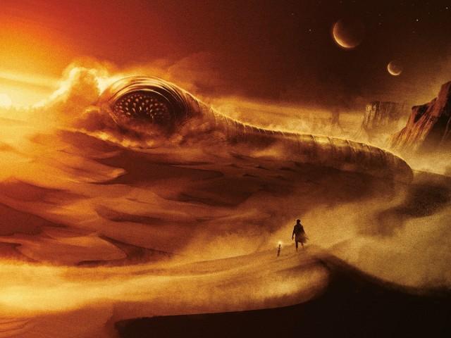 Dune Movie Concept Art 2021 Wallpaper