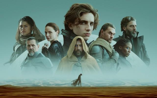 Dune Movie New HD Wallpaper